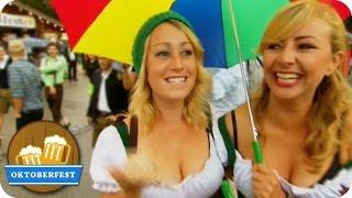 Kulturschock: kanadierinnen & aussies auf der wiesn | oktoberfest münchen - part 1/2