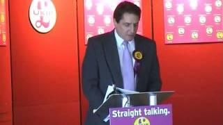 UKIP Wales Manifesto Launch 2010