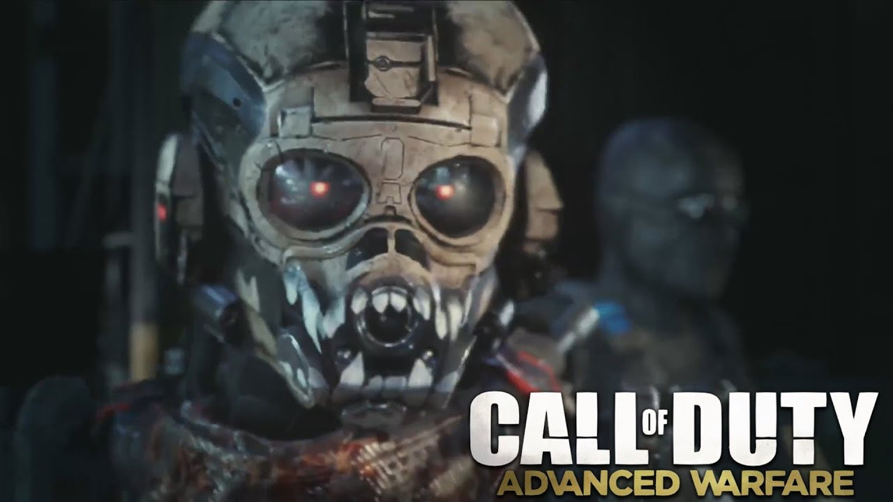 [Call Of Duty] AW Exo Survie Solo - YouTube