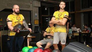 Druga kolejka I Ostro³êckiej Ligi Bowlingowej