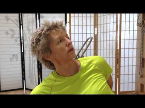 Kathleen Goodman of Body Wise Yoga..