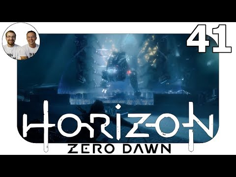 Horizon Zero Dawn - BRUTSTÄTTE ZETA - Lets Play - #41