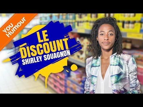 SHIRLEY SOUAGNON - Le discount
