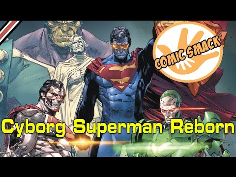 Cyborg Superman Reborn | Action Comics #979