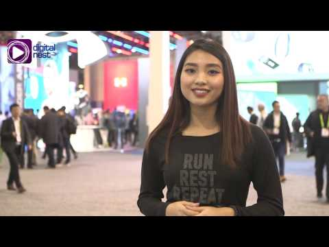 CES 2017  Wearable Tech