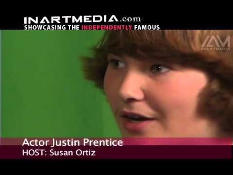 Justin Prentice  inartmedia.com s  Web series  Film  TV @inartmedia
