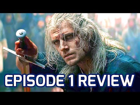 The Witcher Netflix Show: My Reaction To Episode 1 - The Butchering Of Blaviken