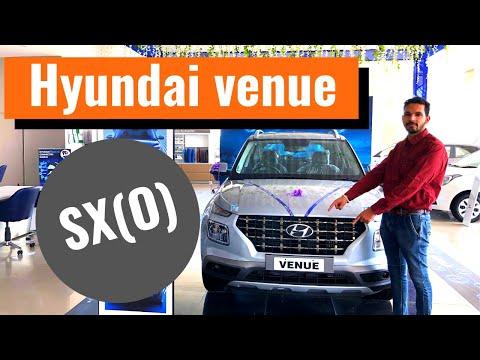 2019 Hyundai venue SX(O) Variant (Top Model) Full Detailed Review   Venue SX(O) Model   CarQuest