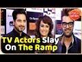 TV Actors Slay On The Ramp During Designer Rohit Verma's Fashion Show | Saas Bahu Aur Saazish