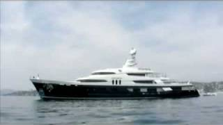 Motor Yacht Amadeus in France