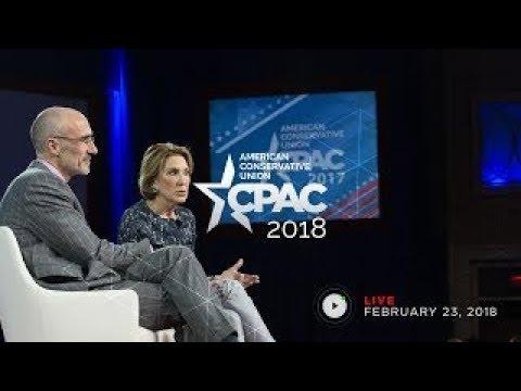 CPAC 2018 - LIVE Stream Day 2