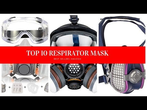 ✔️ TOP 10 BEST RESPIRATOR MASK 🛒 Amazon 2019