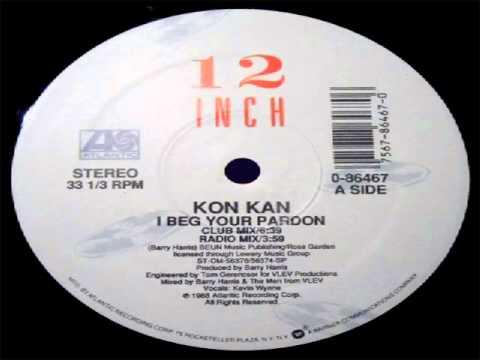 Kon * Kan - I Beg Your Pardon (12 Inch Club Version)