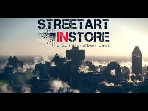 Street Art in Store - FOSK