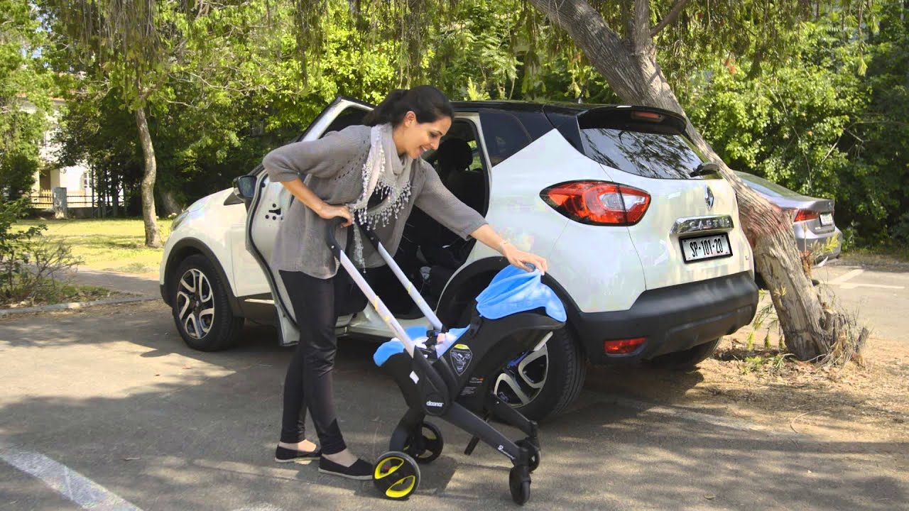 Doona The Next Generation Car Seat Youtube