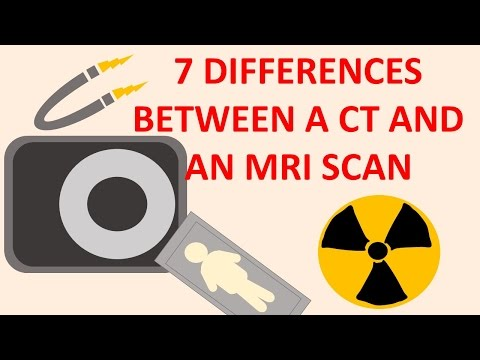 7 Differences Between A CT And An MRI Scan
