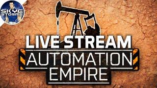 AUTOMATION EMPIRE - LIVE  STREAM - Sat 16th Nov 8pm 3pm EST