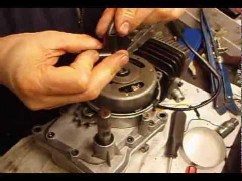 Video Guida Minarelli V1 Part 3 AVI