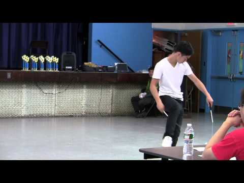 2nd place Senior Division Singles Chinese Yo-Yo Diabolo