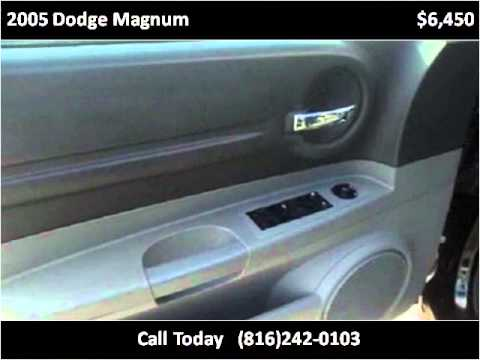 2005 Dodge Magnum Used Cars Kansas City MO