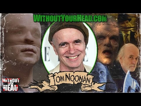 Tom Noonan of Manhunter   Without Your Head Horror Podcast