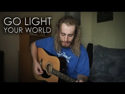 Go Light Your World - Chris Rice   (Acoustic Cover by Zach Gonring)