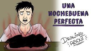 UNA NOCHEBUENA PERFECTA | Draw My Life