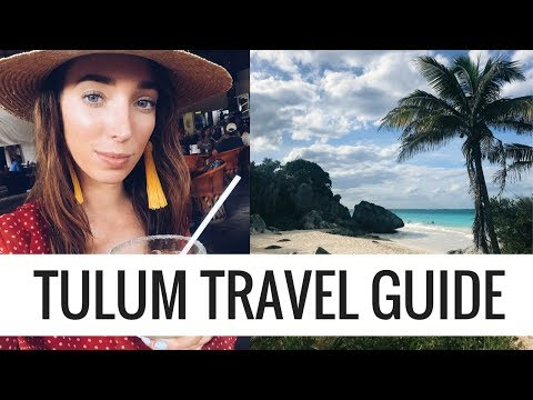 WHAT TO SEE AND DO IN TULUM | MEXICO TRAVEL GUIDE & VLOG | CIARA O DOHERTY