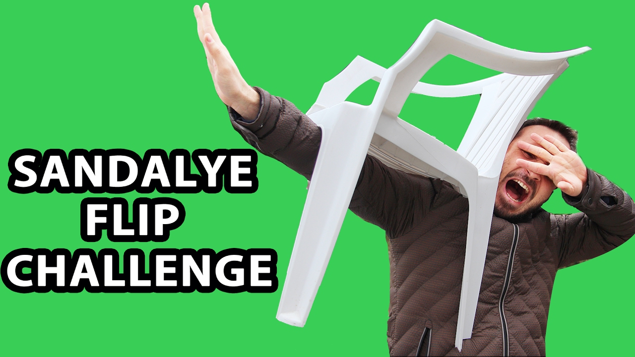 chair flip challenge sandalye flip pratik bilg. Black Bedroom Furniture Sets. Home Design Ideas