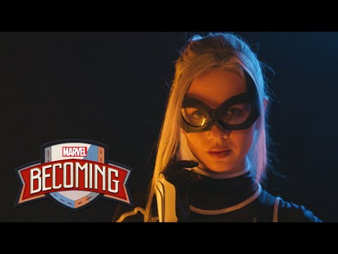 Black Cat from Marvel's Spider-Man   Marvel Becoming