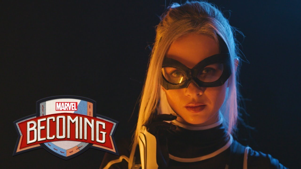 Black Cat from Marvel   s Spider-Man   Marvel Becoming
