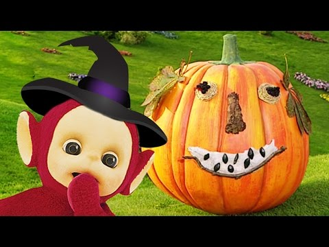 Teletubbies Full Episodes - HALLOWEEN Special - Pumpkin Face 🎃 287