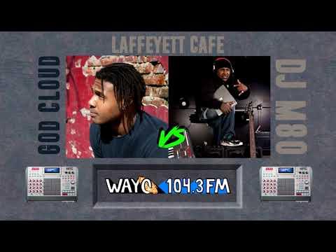 Laffeyett Cafe - Bring Da Beat Battle (God Cloud vs. DJ M80)