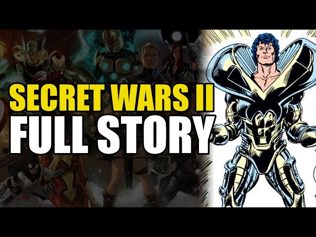 Secret Wars II Full Story (It's actually Secret Wars 2 this time lol) | Comics Explained