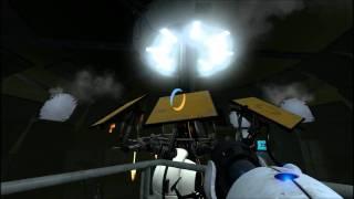 Прохождение Portal 2 - Глава 9 (Финал) / Portal 2 - Chapter 9 (Final)