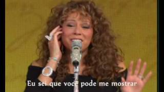 Mariah Carey-I Want To Know What Love Is (legendado)