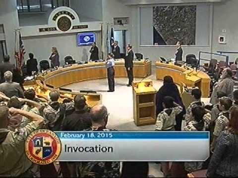 City of Oceanside Council Meeting - February 18, 2015