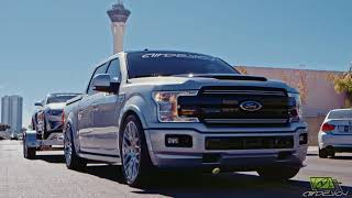 Airdesign's Award Winning 2018 Ford F-150 SEMA 2017
