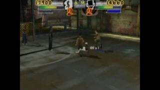 Freestyle Street Soccer GameCube Gameplay_2004_02_03_8