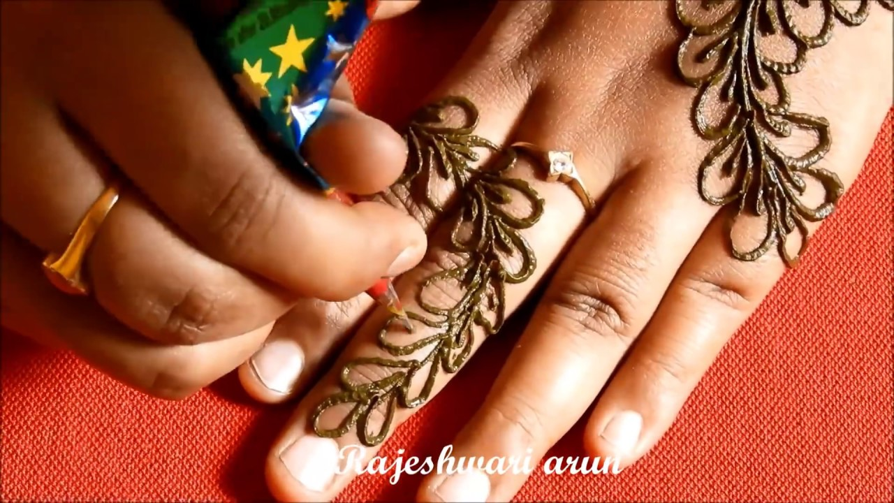 Simple Easy Arabic Mehndi Art Design For Hands 2018 Beautiful Stylish Mehndi Henna Design