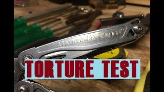LEATHERMAN WINGMAN - Field Test and Review