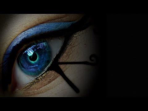 ГЛАЗ ГОРА ~ ПЕСЕЦ ~ ОРИГИНАЛЬНЫЙ ДРЕВНЕЕГИПЕТСКИЙ КУЛОН ТАЛИСМАН С КРАСИВЫМ ГОЛУБЫМ ГЛАЗОМ ПОЛЯРНОГО