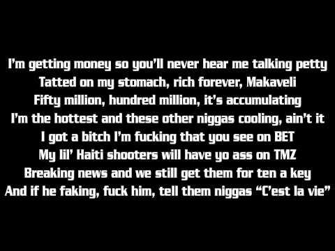 Rick Ross Ft  Meek Mill   So Sophisticated   Lyrics
