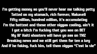 Rick Ross Ft  Meek Mill   So Sophisticated   Lyrics