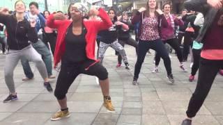 Azonto Beats #JoinTheMovement Flashmob