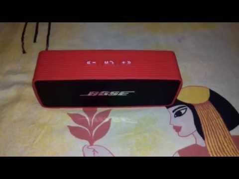 Music Phone Stereo Speaker MS-321 - Обзор Портативной Колонки