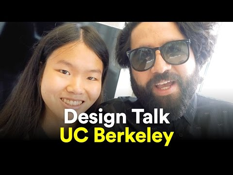 Design Talk at UC Berkeley