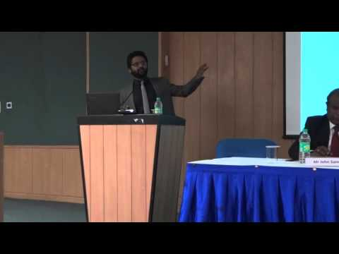 Skilling in Logistics_Talk by Anuj Alphonson