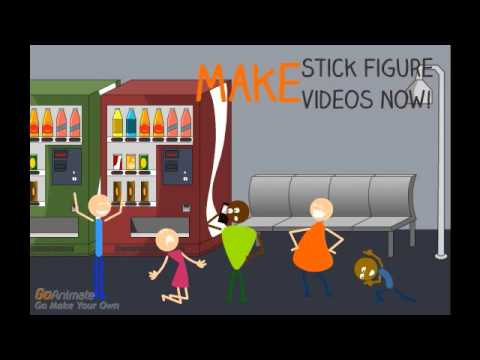 Goanimate Stick Figure Ad Youtube