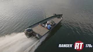 Ranger Aluminum RT178C On-Water Footage